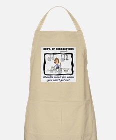 DOC Quickie Meals BBQ Apron