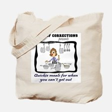 DOC Quickie Meals Tote Bag