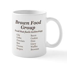 Brown Food Group Mugs