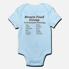 Brown Food Group Body Suit