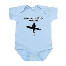 Mommys Little Surfer Body Suit