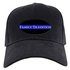 Police Family Tradition Baseball Hat