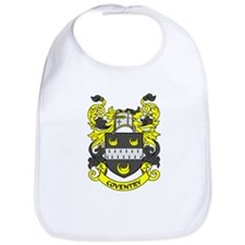 COVENTRY Coat of Arms Bib