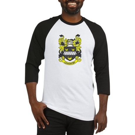 COVENTRY Coat of Arms Baseball Jersey