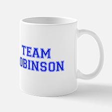 team ROBINSON-var blue Mugs