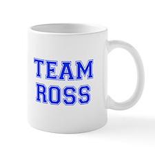 team ROSS-var blue Mugs