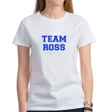 team ROSS-var blue T-Shirt