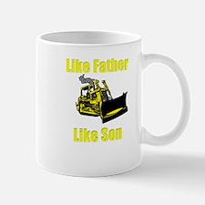 Like Father Like Son Mugs