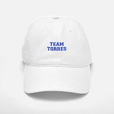 team TORRES-var blue Baseball Baseball Baseball Cap