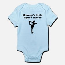 Mommys Little Figure Skater Body Suit