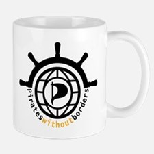 Pirates without borders Mugs