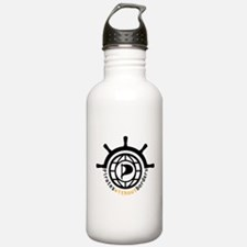 Pirates without border Water Bottle
