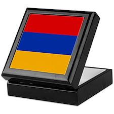 Flag of Armenia Keepsake Box