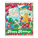 Happy Holidays Small Poster