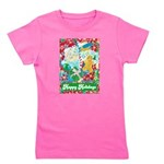 Happy Holidays Girl's Tee