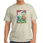 Happy Holidays Light T-Shirt