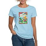 Happy Holidays Women's Light T-Shirt