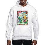 Happy Holidays Hooded Sweatshirt