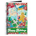Happy Holidays Journal