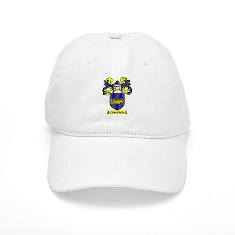 COMPTON Coat of Arms Cap