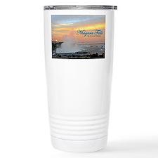 Niagara Falls Sunset Travel Coffee Mug