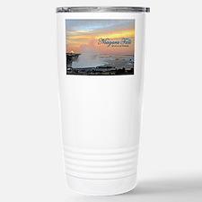 Niagara Falls Sunset Travel Mug