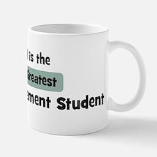 Worlds Greatest Project Manag Mug