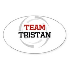 Tristan Oval Decal