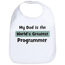 Worlds Greatest Programmer Bib
