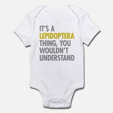 Its A Lepidoptera Thing Infant Bodysuit