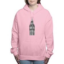bigbenlondon.png Women's Hooded Sweatshirt