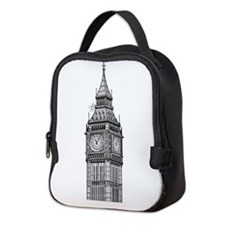 bigbenlondon.png Neoprene Lunch Bag
