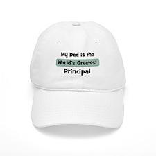 Worlds Greatest Principal Baseball Cap