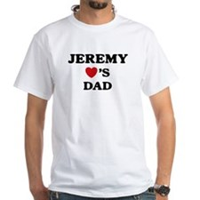 Jeremy loves dad Shirt