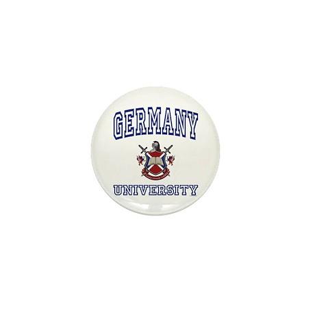 GERMANY University Mini Button (10 pack)