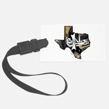 texasguitarfingers.png Luggage Tag