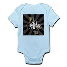 Texas Guitar #2 Infant Bodysuit