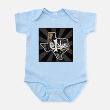 Texas Guitar #2 Infant Bodysuit