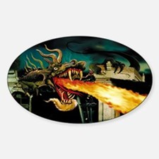 La Rue Dragon Decal