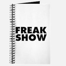 Freak Show Journal