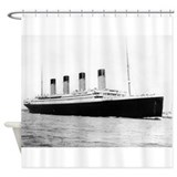 Titanic Shower Curtains