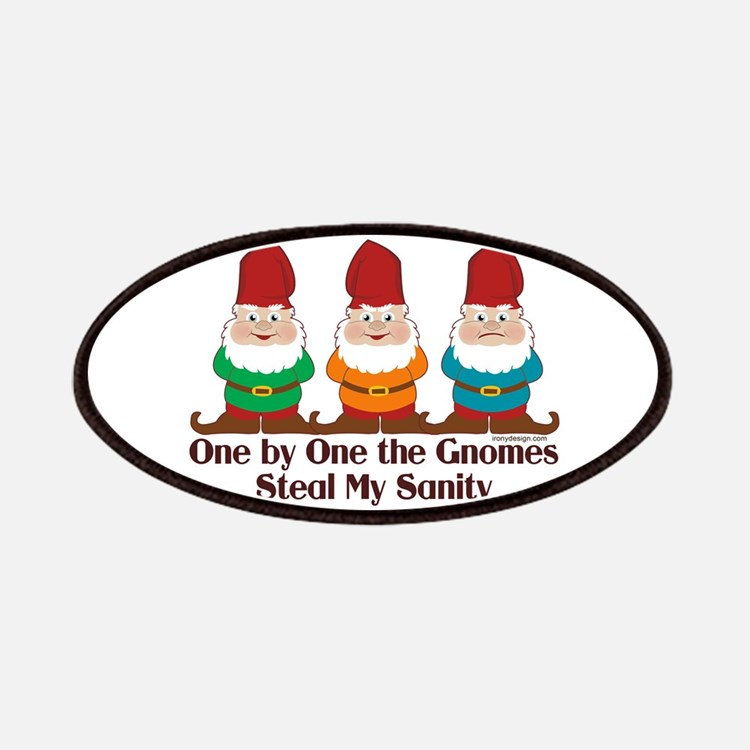 One By One The Gnomes Patches