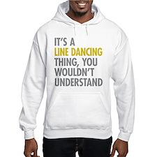 Line Dancing Thing Jumper Hoody