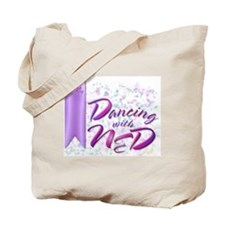 Dancing with NED Tote Bag