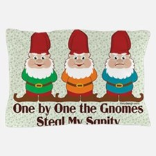 One By One The Gnomes Funny Design Pillow Case