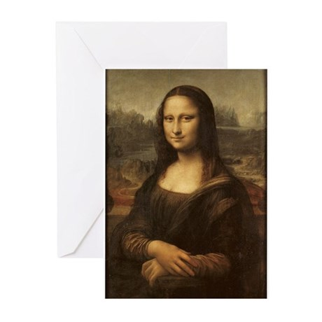 Da Vinci One Store Greeting Cards (Pk of 10)