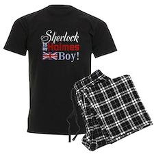 My Holmes Boy Pajamas