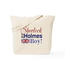My Holmes Boy Tote Bag