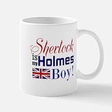 My Holmes Boy Mugs
