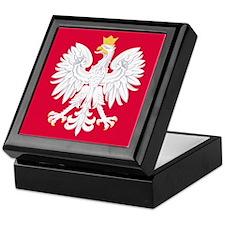 Poland Coat of Arms Keepsake Box